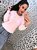 Свитер серии Love Moschino  с жемчугом , фото 3