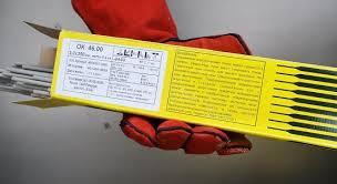 Сварочные электроды OK 53.16 AWS E7016 ESAB