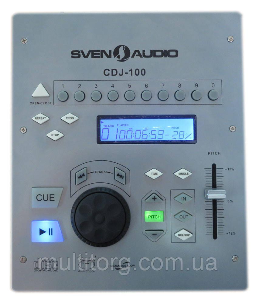 CD-проигрыватель SVEN CDJ-100 - Мультиторг - у нас выгодно. в Киеве