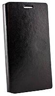 Чехол книжка для Lenovo Vibe X2 с силиконом черная