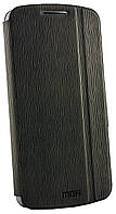 Чехол книжка для Lenovo S920 Mofi серый
