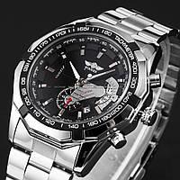 Мужские механические часы Winner Titanium