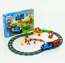 """Конструктор-железная дорога 8903 """"Томас"""", 47 деталей"""