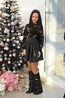Платье короткое Еннели (Турция), фото 1