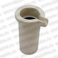 Тигель MC-100-V керамико-графитовый, 40 куб.см, INDUTHERM (золото,серебро)