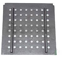 Чугунная решетка (288 х 290 х 25 мм)