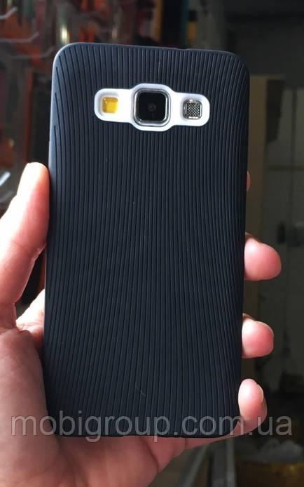 """Силиконовый чехол """"Ракушка"""" для Samsung А3 (2015)"""