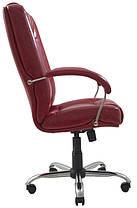 Кресло Альберто Хром Титан Бордо (Richman ТМ), фото 3