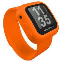 Часы-Плеер MP4 QUMO SPORTSWATCH 4GB Orange