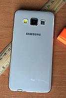 Силиконовый чехол 0,3 мм для Samsung А3 (2015)