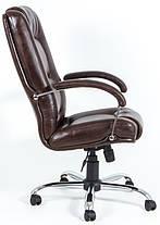 Кресло Альберто Хром Титан ДК Браун (Richman ТМ), фото 3