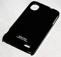 Накладка пластиковая для Lenovo S720 SGP черный