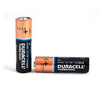 Батарейка Duracell Turbo AA (LR6) Alkaline