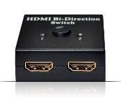 HDMI  2  Ports Bi-Direction Manual Switch / AB Switcher