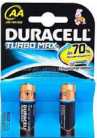 Батарейки Duracell AA с индикатором заряда