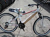 "Велосипед 24"" Titan Force рама 12,5"" 2016 белый"