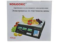 Весы Nocasonic