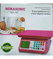 Торговые Весы Nokasonic NA-40