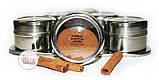 Набор пряностей для кофе в металлических спецовниках на подставке, 6 шт. по 15 грамм, фото 9