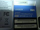 Wi-Fi роутер Linksys WRT54GC , фото 4
