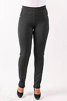 Женский брюки  на поясе без лямок