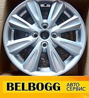 Диск колеса алюминиевый BYD New F3, Бид Нью Ф3, Бід Нью Ф3