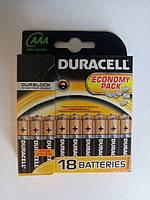 Батарейка Duracell AAA R3