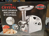 Электромясорубка Crystal CR-1052MGT