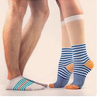 Чем женские носки отличаются от мужских?