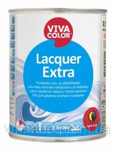 Лак уретаналкидный Vivacolor Lacquer Extra, п/гл 2.7л