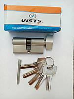 Сердцевина Vists 60 мм поворотник/ключ ( 5 ключей)