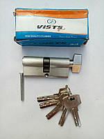 Сердцевина Vists 70 мм поворотник/ключ ( 5 ключей)