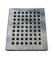 Чугунный колосник (328 х 280 х 12 мм)