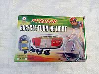 Сигнал+поворотник  для велосипеда