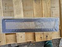 Решетка металлическая  100*400 коричневая