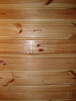 Имитация бруса 20х105 мм (сайдинг), сосна