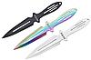 Комплект метательных ножей F 027 (3 в 1)