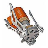 Портативная газовая горелка Vango Titanium Silver, фото 2