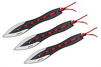 Ножи метательные 24137 (3 в 1) + подарок