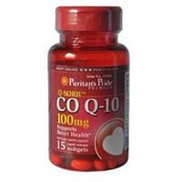 Коэнзим Puritan's Pride CO Q-10 100 мг (15 капс)