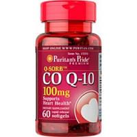 Коэнзим Puritan's Pride CO Q-10 100 мг (60 капс)