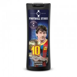 BI-ES Football Stars 10 Гель 2в1 Messi (Мессі) 250мл