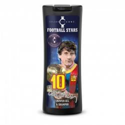 BI-ES Football Stars 10 Гель 2в1 Messi (Мессі) 250мл, фото 2