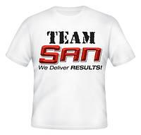 Футболка SAN T shirt