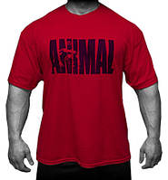 Футболка Universal Nutrition Animal T Shirt Red