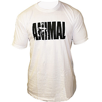 Футболка Universal Nutrition Animal T Shirt White