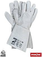 Перчатки краги длинные Reis  35см RSPBSZINDIANEX JS
