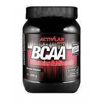 BCAA аминокислоты Activlab BCAA Vitamins & Minerals (500 г)