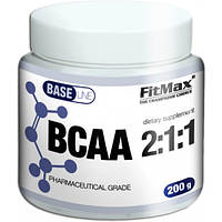 BCAA аминокислоты FitMax BCAA 2:1:1 (200 г)