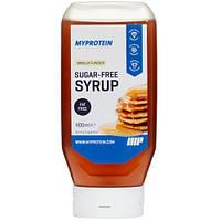 Заменители питания Myprotein Syrup sugar-free (400 мл)